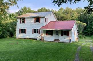 Large Country Home for Sale with Ponds and Acreage – 1486 Hillsboro Rd. Camden, NY