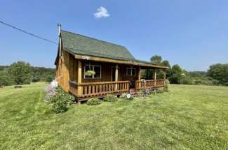 Year-Round Cabin for Sale with Ponds and Spectacular Views – 1455 Mexico Rd. Camden, NY