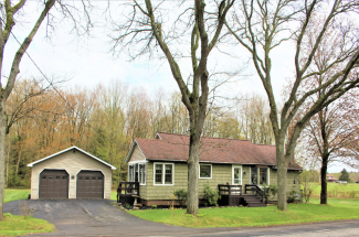 2 Bedroom 1.5 Bathroom Home For Sale Near Camden, NY – 8190 State Route 13 Blossvale, NY